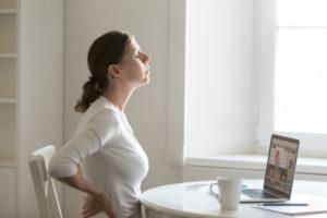 Sitting health problems